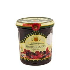 Les Comtes de Provence Franse jam van Rode vruchten 370 gr.