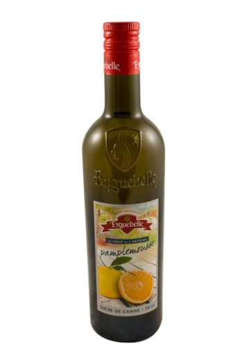 Eyguebelle Franse siroop Grapefruit 70cl Eyguebelle