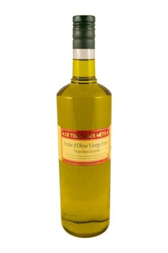Le Temps des Mets Huile d'Olive vierge extra Fles 1L