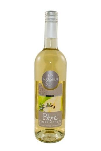 Eyguebelle Marquise fris-zoete witte wijn met peren en Génépi 75 cl Eyguebelle