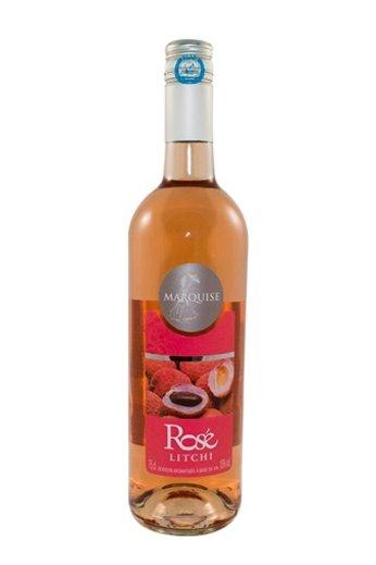 Eyguebelle Marquise zoete rosé met lychees 75 cl van Eyguebelle