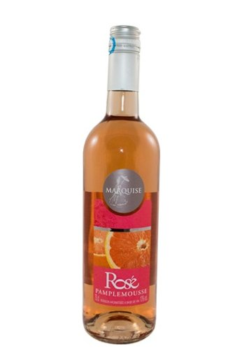 Eyguebelle Marquise fris-zoete rosé met pamplemousse 75 cl Eyguebelle
