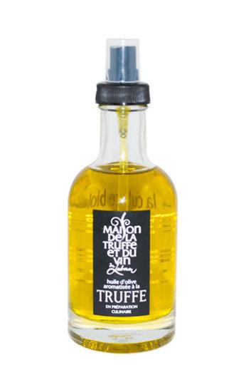 Maison de la Truffe et du Vin De laatste! Truffelolie spray 200 ml Bio van Maison de la Truffe et du Vin