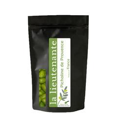 La Lieutenante Picholine de Provence groene olijven in zak 120 gr.
