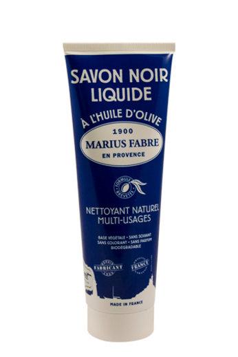 Marius Fabre Zwarte olijfzeep sta-tube 250ml van Marius Fabre