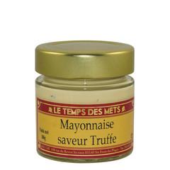 Le Temps des Mets Franse truffelmayonaise 100 gr
