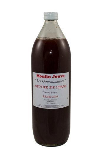 Moulin Jouve Nectar van kersen 1L. Moulin Jouve