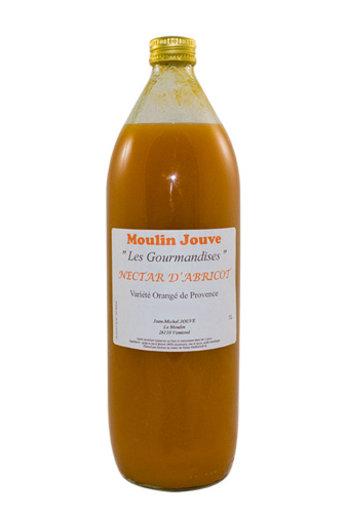 Moulin Jouve Nectar van abrikozen 1L. Moulin Jouve