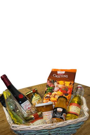 L'esprit provençal Cadeaupakket Mand Provencaalse producten