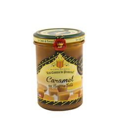 Les Comtes de Provence Caramel met gezouten boter 250 gr.