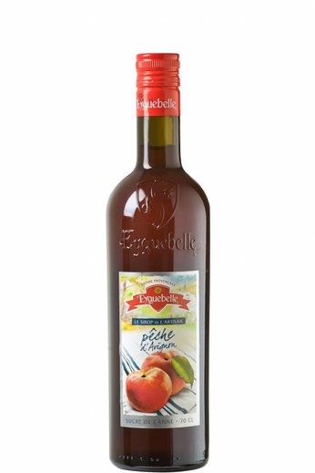 Eyguebelle Perzik en abrikozen siroop 70cl