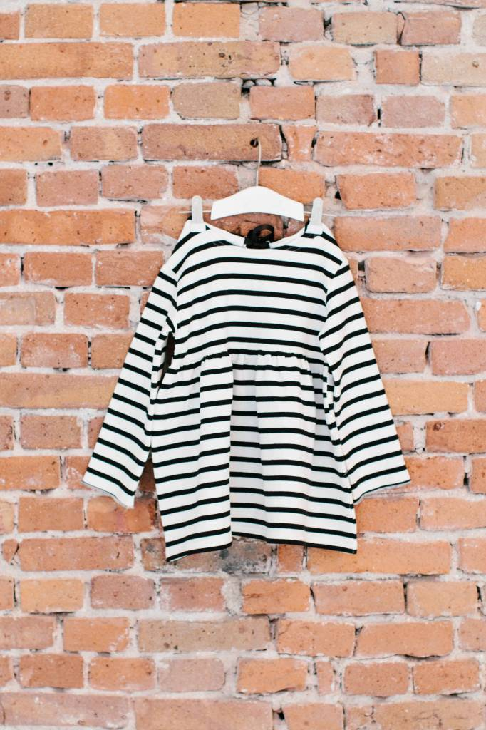 Oversized Dress - Breton