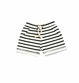 Classic Sweat Shorts - Breton