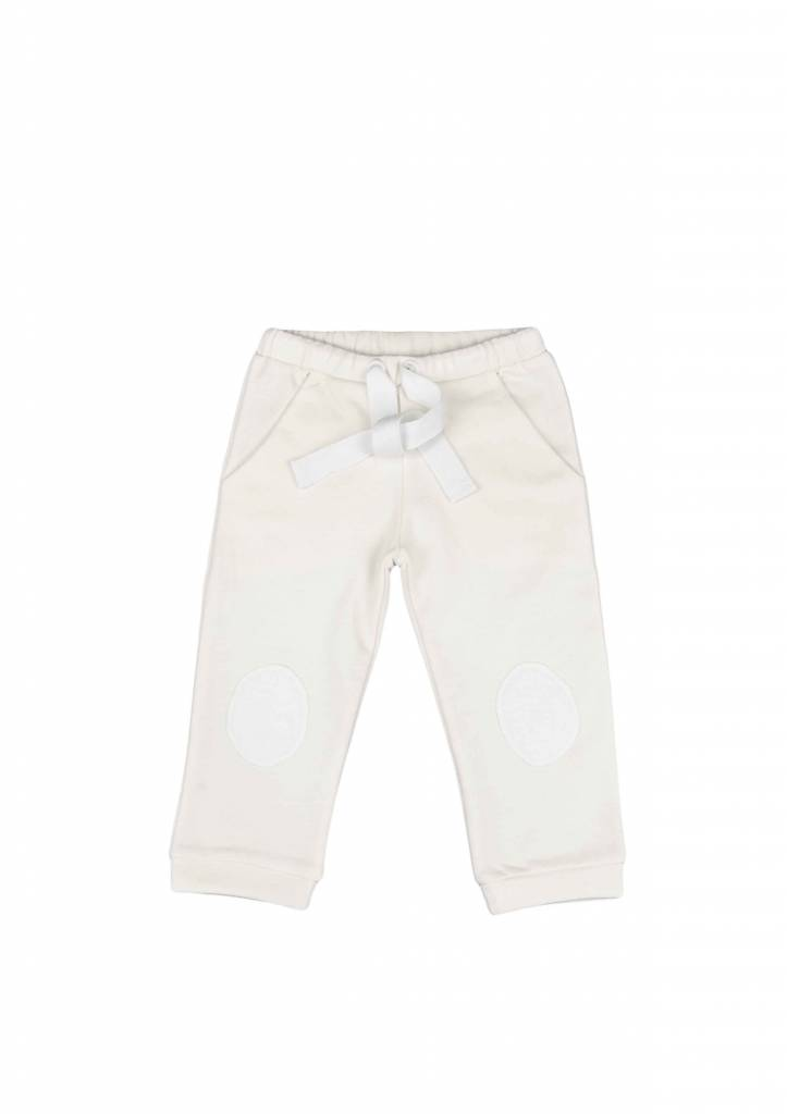 Fancy Jogger - Soft White