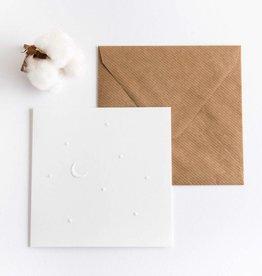 Card - Star Moon