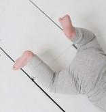 Knee Pad Legging - Stone