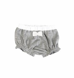 Baby Bloomer - Grey Melange