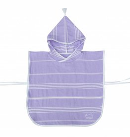 Kieteman Poncho - Lavender