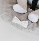 Autostoelhoes - Stone + Snow White