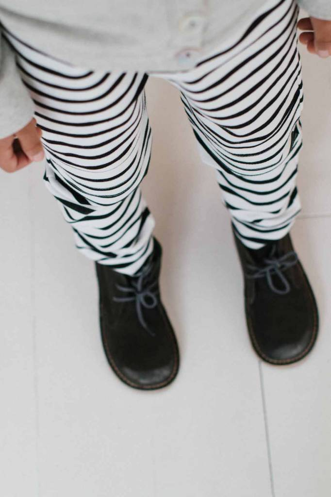 Knee Patch Jogger - Breton