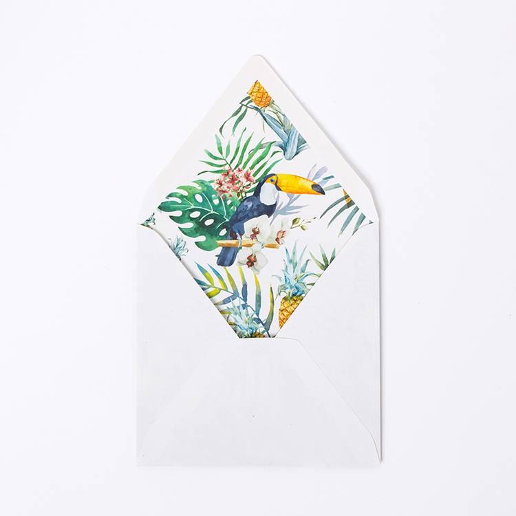 Card - Tucan