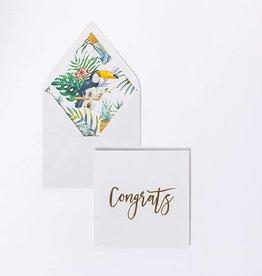 kaart - Congrats