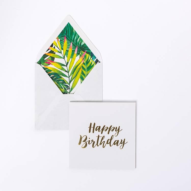 Card Box - Hawaï