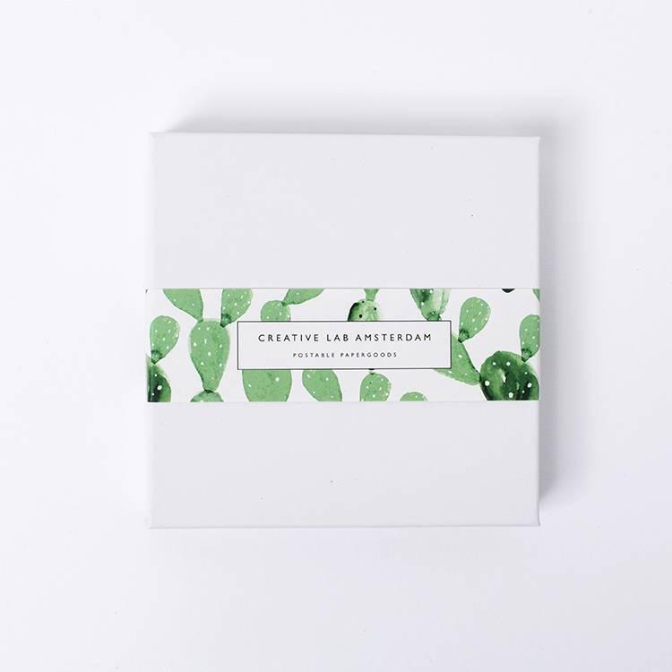 Card Box - Cactus