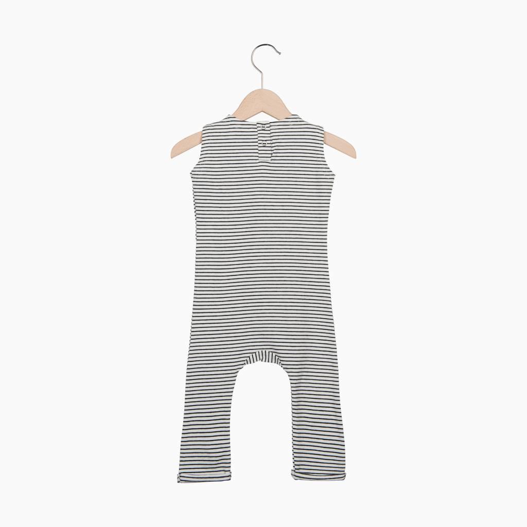 Summer Playsuit - Little Stripes