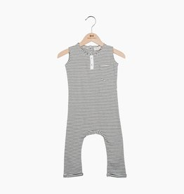 Summer Playsuit - Little Stripes