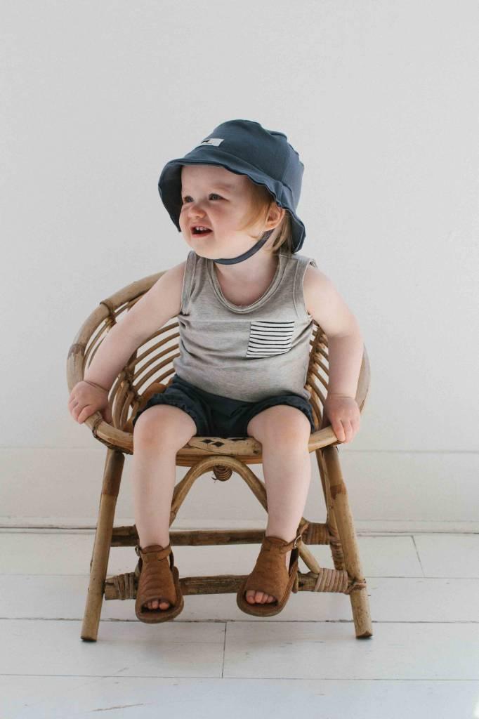 Summer Hat - Vintage Grey (NEW)