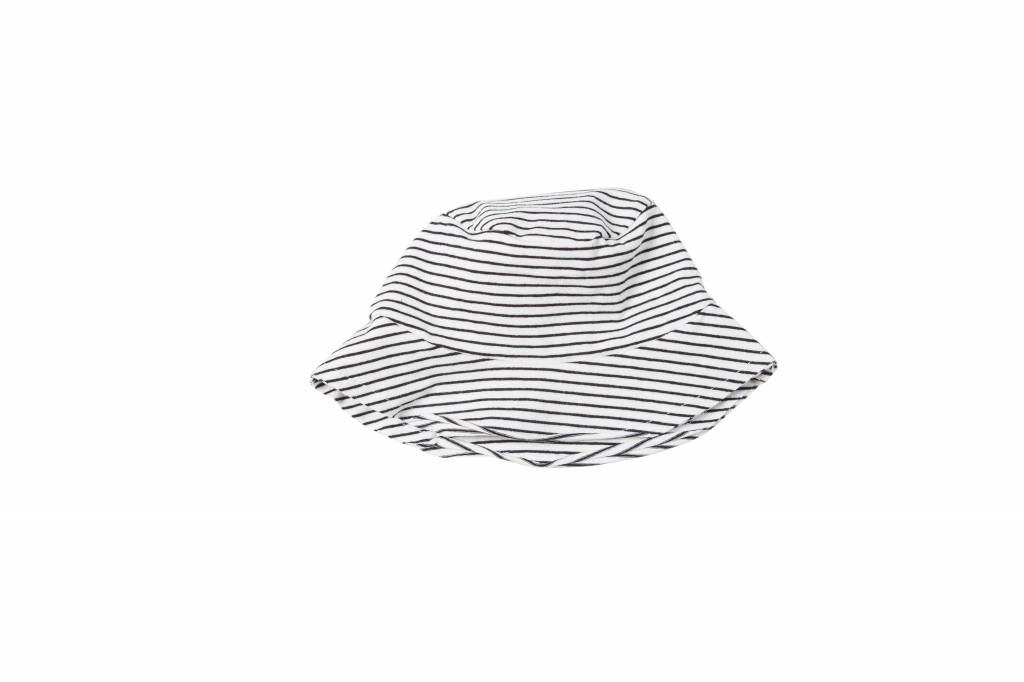 Summer Hat - Little Stripes
