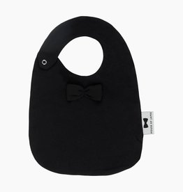 Bow Tie Bib - Black (NEW)