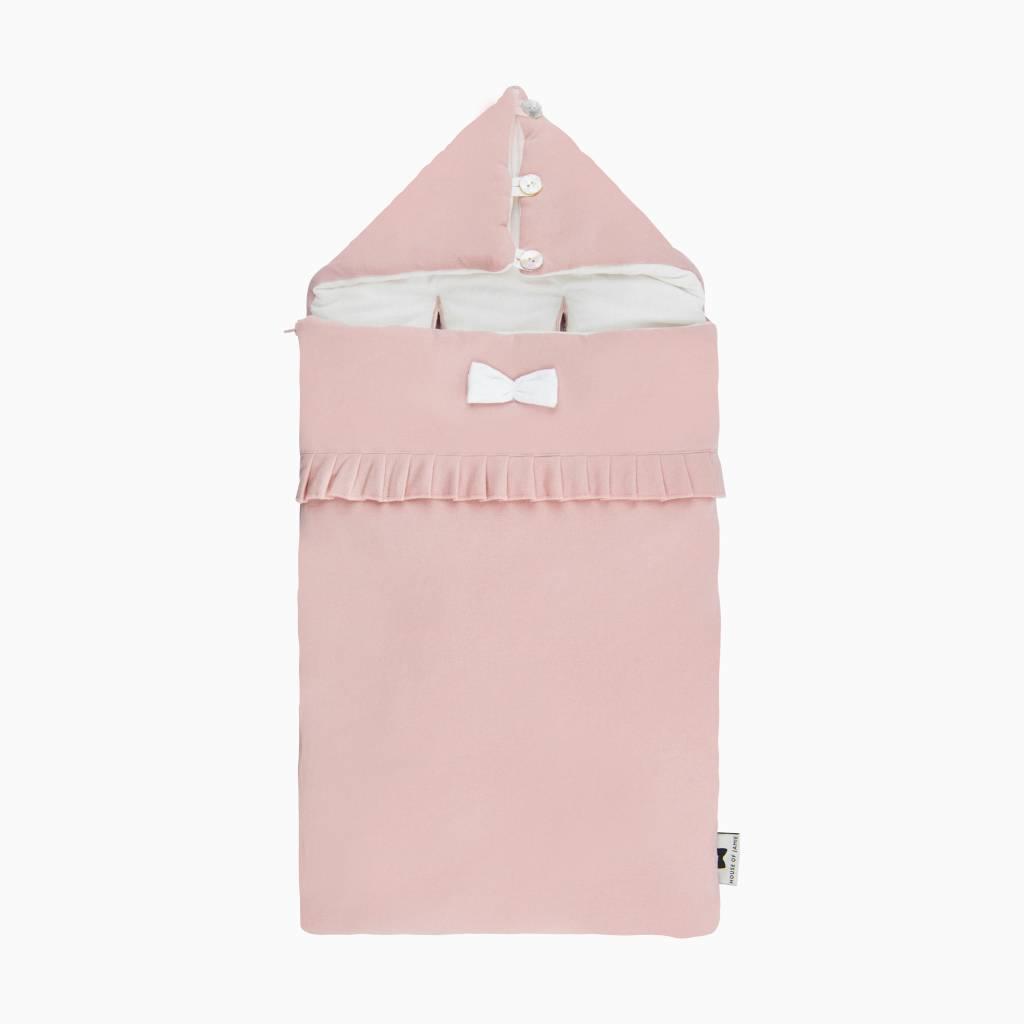 Reisslaapzak - Powder Pink (NEW)