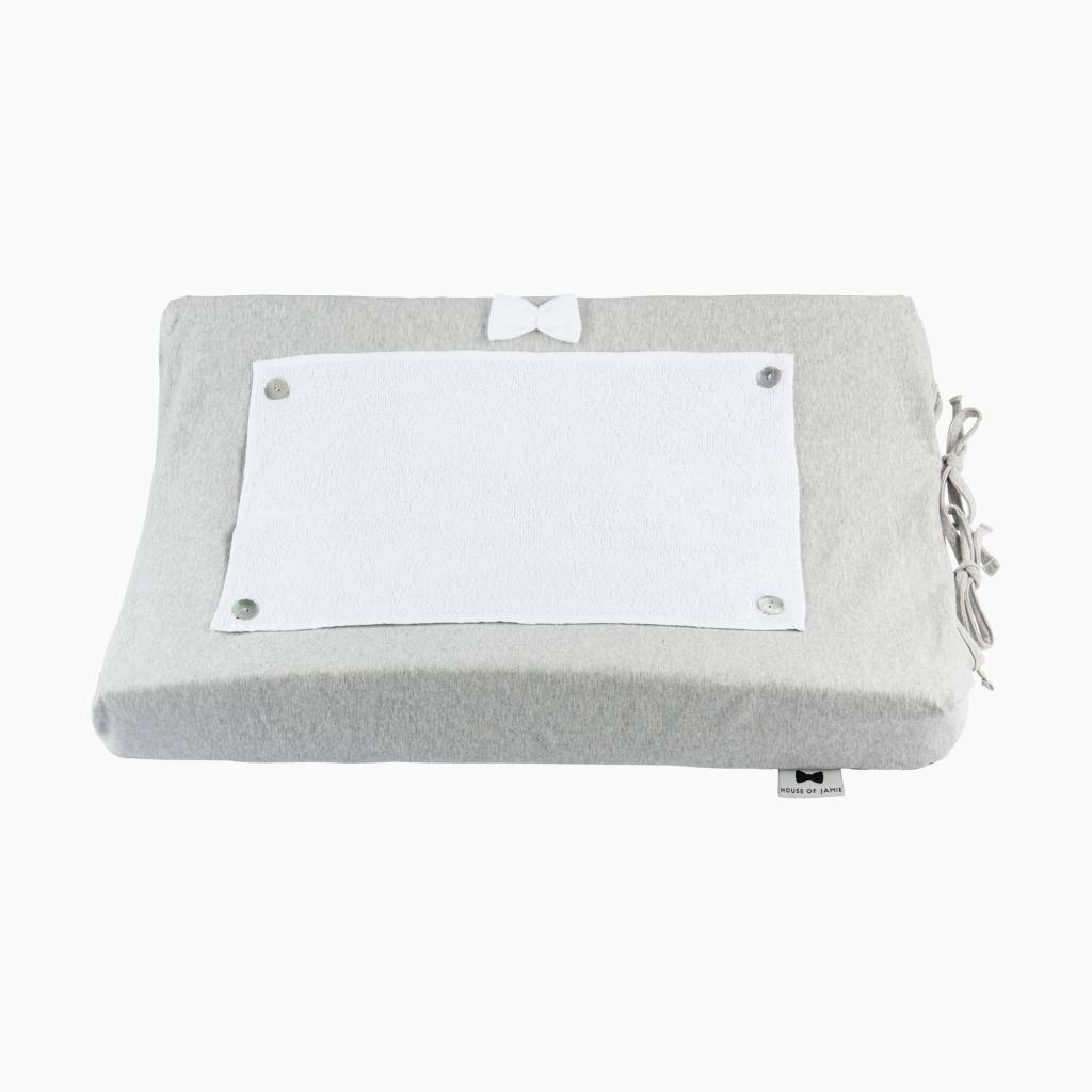 Changing mat cover - Stone