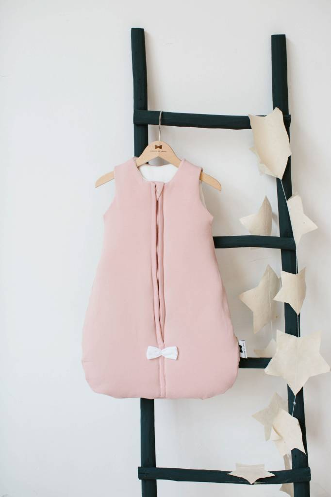Sleeping Bag Baby - Powder Pink