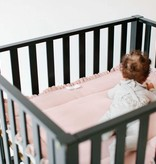 Playpen Mat (reversible) - Powder Pink + Stone