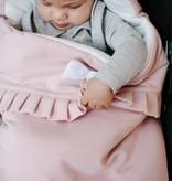 Travel Sleeping Bag - Powder Pink