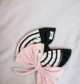 Pacifier Cord Bow Tie - Breton