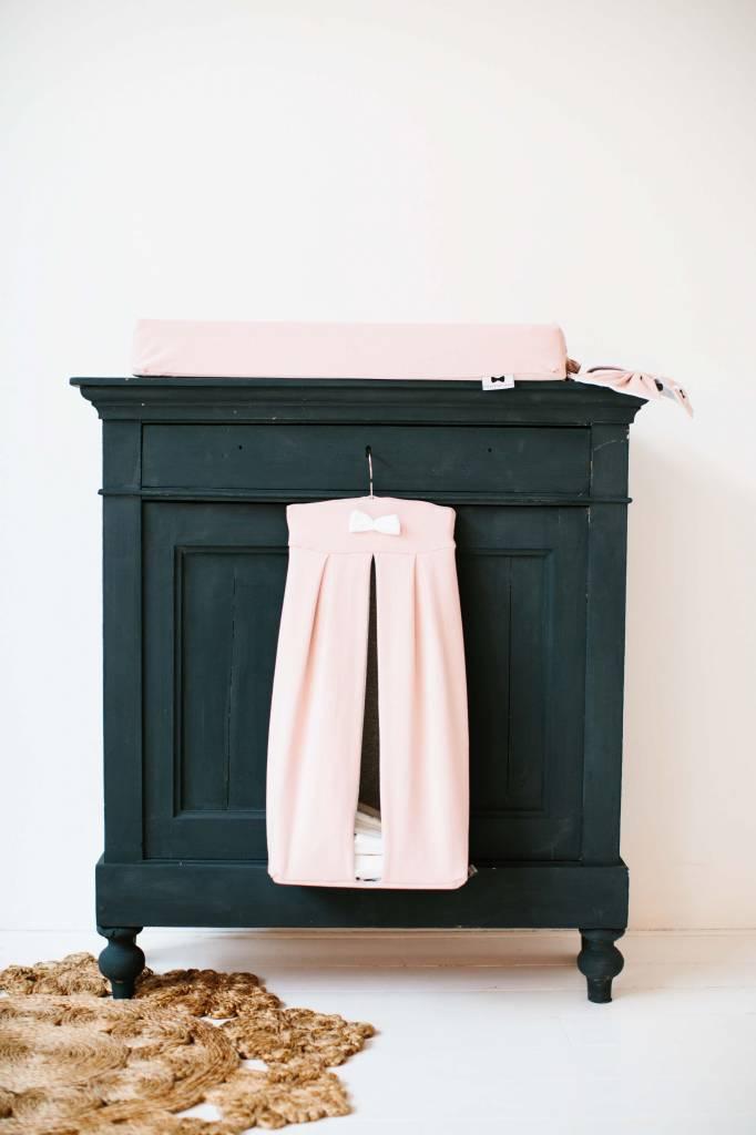Aankleedkussenhoes - Powder Pink
