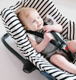 Car seat cover - Breton + Black & Stone
