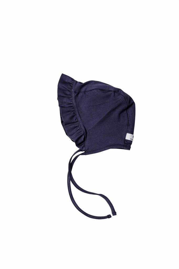 Ruffled Bonnet - Vintage Grey (NEW)