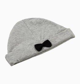 Bow Tie Hat - Stone