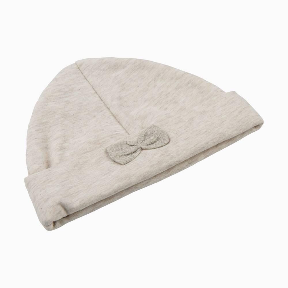 Bow Tie Hat - Sand