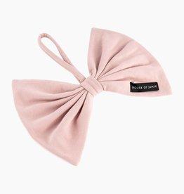 Speendoekje Bow Tie - Powder Pink