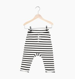 Button Baggy Pants - Breton (NEW)