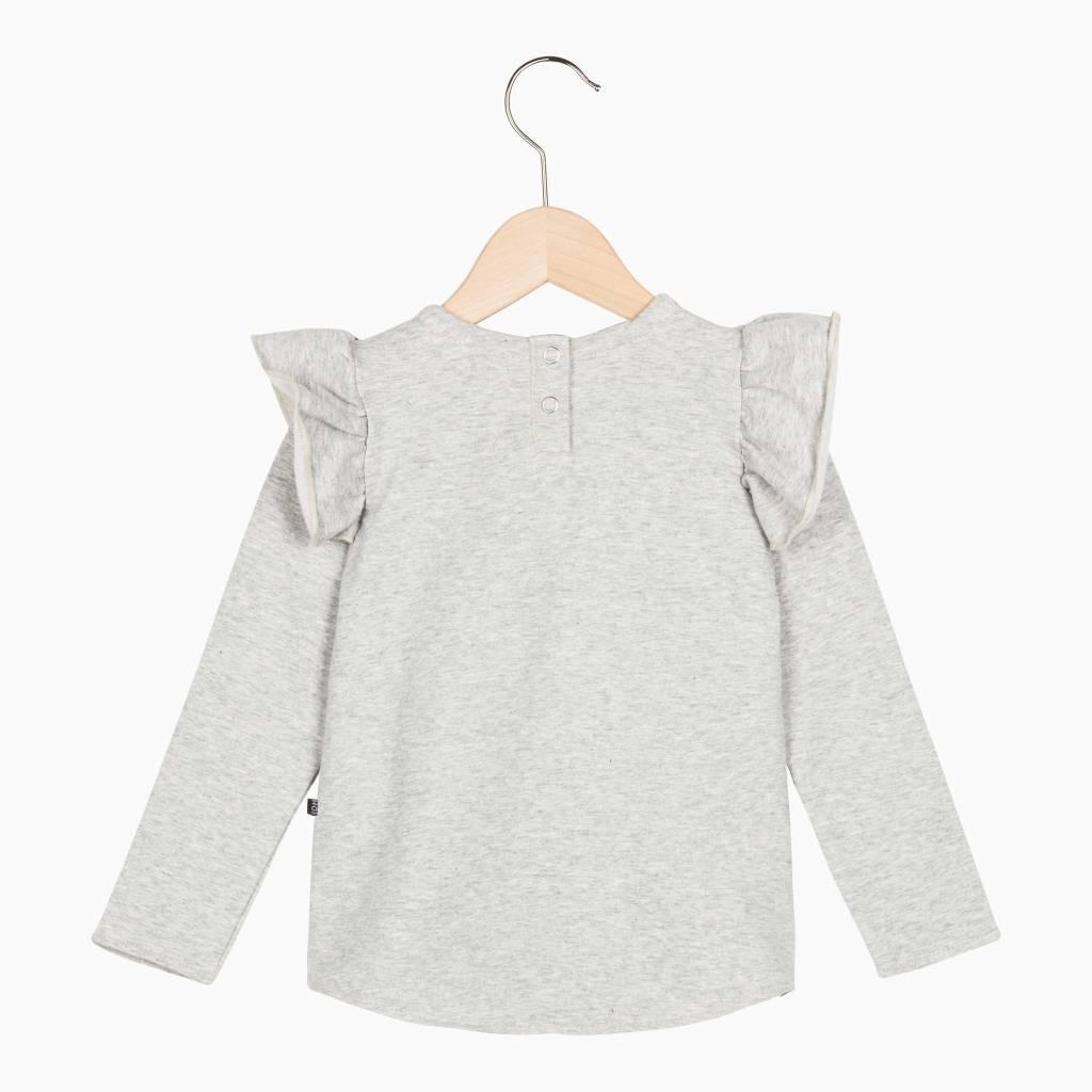 Girls Sweater - Stone (NEW)