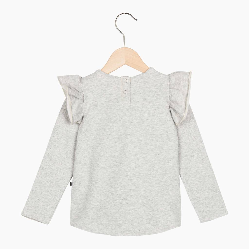 Girls Sweater - Stone