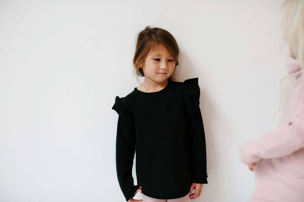 Girls Sweater - Black (NEW)