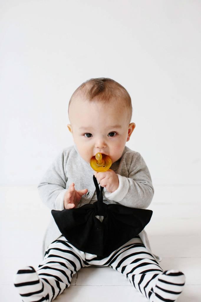 Baby Cardigan - Stone (NEW)
